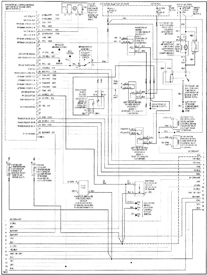 california stingrays car club articles 96 lt1 in a 1981 c3 diagram elec